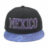 Best Selling Hip Hop Hats with 3D Embroidery