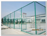 Powder Coated Chain Link Mesh