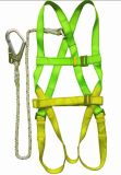 Construction Working Protection Safety Harness/Belt with Rope Lanyard