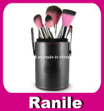 Brand Travel 12PCS Cosmetic Brush Set with Cup Holder (PS32014)