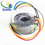 Resin Inside Toroidal Transformer for Decorative Illumination System
