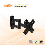 Standard Series Full Motion LED, LCD TV Wall Mount Bracket for 10′′-27′′ Screens (CT-LCD-T173S)