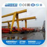 10 Ton Single Girder Cantilever Gantry Crane
