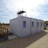 Prefabricated Flat Pack Mobile Home with Ce Certification (KXD-CH48)