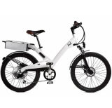 City Road 200W E Bike Electric Bicycle E-Bike Scooter Integrate Alloy Frame Shimano Speed Gear