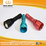 New Prototype Anodize Aluminum Flashlight Parts with High Quality