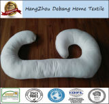 Bamboo Pregnancy Comfort Body Nursing Bed Pillow Mom Cozy Baby Caring