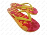 Ladies′ Beach EVA Slippers