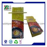 Customized Printed Color Tin Tie Coffee Bag