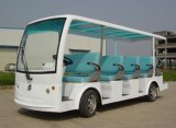 Hot Selling 14 Seater Electric Sightseeing Bus with CE Certificate From Dongfeng on Sale