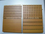Fireproof Acoustic Sound Absorption Perforated Wooden Interior Wall Decorative Panel