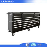 Garage Used Drawer Tool Chest, Steel Tool Workbench