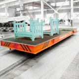 Anti-High Temperature Ladle Transfer Cart Applied in Steel Mill (KPT-40T)