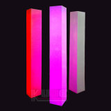 LED Pillars for Indoor/Outdoor Use Eco Safe Green Product