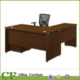 Promotional L Shape Wooden Office Desk for Managers
