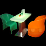 Lighting Restaurant Tables and Chairs