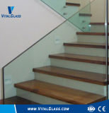 Tempered/Toughened Laminated Glass/Clear Float Building Glass/Tinted Glass