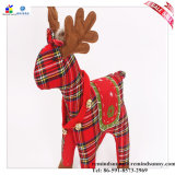 Cloth Art The Scottish Christmas Reindeer