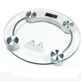 Electronic Tempered Glass Bathroom Scale