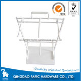 Round Tube Frame Steel Rack Stand