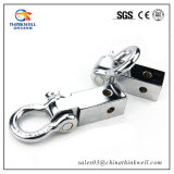 Forged 4WD Car Trailer Shackle Mount Hitch Receiver
