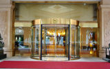 China Automatic Revolving Door Low Price (DS-R2)