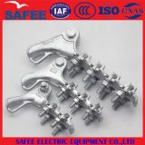 China Nld Series Bolt Type Galvanized Steel Strain Clamp - China Strain Clamp, Clamp<