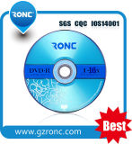 High Compatiable 4.7GB 16X Blank DVD-R