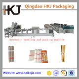 Automatic Long Pasta Bundling and Packing Machine- 8 Weighing & Bundling Lines
