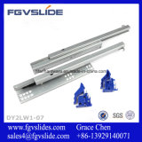 Galvanized Sheet Material and Slide Type Kitchen Cabinet Slide Channel
