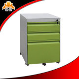 Top Selling 3 Drawer Cheap Steel Mobile Document Cabinet