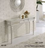 Factory Direct Silver Colour Mirror Dresser Table