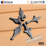 Ornamental Casting Steel Fence Spear Points and Finials