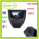 Car DVR for Porsche DVR 1080P FHD 170 Ultra-Wide Angle 1200W-Pixel CMOS Sensor