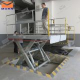 5ton Scissor Loading Bay Working Platform