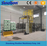 Pallet Drinks Wrapper! Automatic Arm Rotating Wrapping Machine
