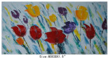 Newest Design Tulip Flower Anthemy Oil Paintings (LH-700595)