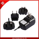 12W 2.5A Interchangeable AC Battery Charger