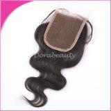 Wholesale Lace Closure Peruvian Human Virgin Hair