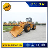 4 Ton Lonking Wheel Loader Cdm843 with GOST Certification
