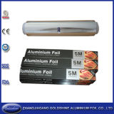 Household Aluminum Foil Small Roll for Kitchen Use