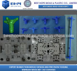 Plastic Injection Mold 3 Way Stopcock
