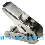 Stainless Steel 304 Thumb Ratchet Buckle 25mm
