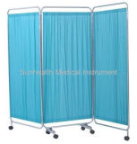 Stainless Steel Medical Folding Hospital Screen