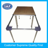 Custom ABS Inject Mold Folding Table Plastic Parts for Furniture