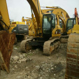 Used CAT 330C Original Excavator
