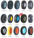 Rubber Wheel, PU Foam Wheel, Flat Wheel, Solid Wheel, Wheelbarrow Wheel