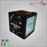 Single Glass Door Mini Hotel Bar Cooler (SC52)