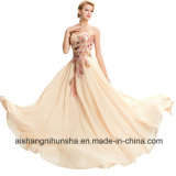 Elegant Peacock Evening Dress Women Sexy Long Prom Party Gowns