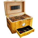 2017 New Design High Quality Wooden Cigar Humidor Cedar / Cigar Case